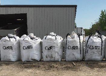 XXL Bag 27 cubic feet biochar 1