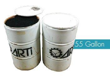 XL Drum 55 Gallon biochar 2