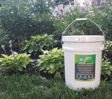 liquid biochar premium organic
