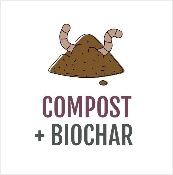 arti compost biochar