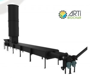 "ARTi accomplishes patent in pyrolysis ""Thermochemical conversion system and method"""