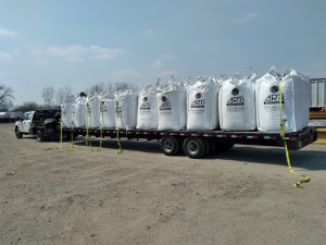 20 Metric tons of CO2 Sequestered: 40 Yards (8,000 gallons) Of Biochar On The Way